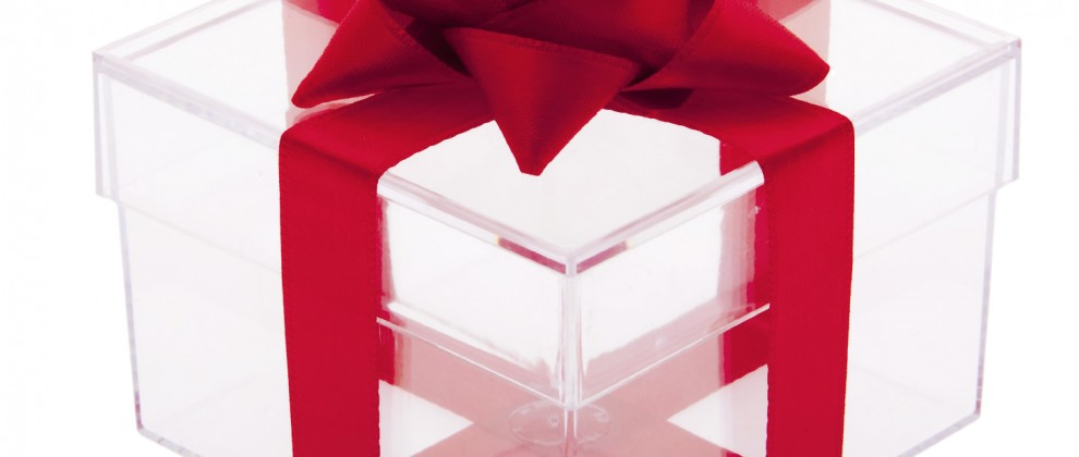 The big bow with no present inside: are you ready for the business?
